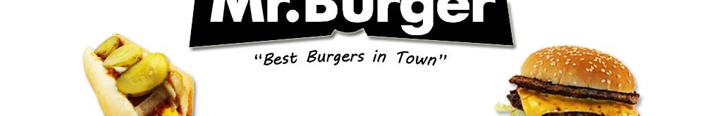 MR. BURGER - Best Burgers in Grand Rapids